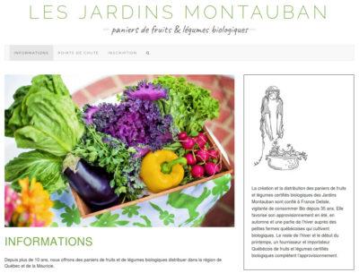 Les jardins Montauban